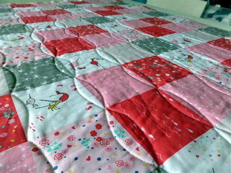 Simple Quilt Binding by Just Jude Easy Baby Blanket