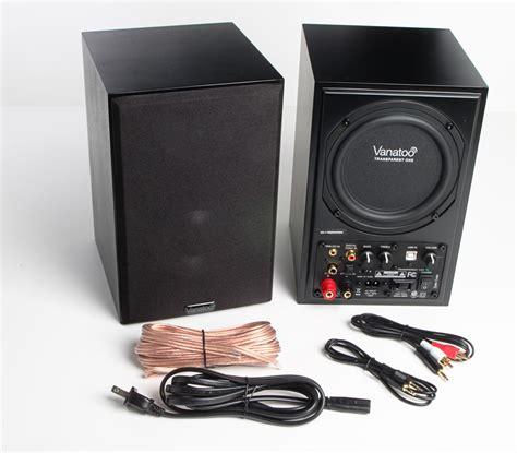 vanatoo powered speakers review