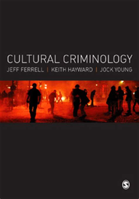 introductory criminology the study of risky situations books cultural criminology