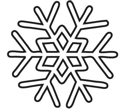 plantilla copos navidad 7 best images about plantillas copos de nieve para