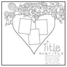 8x8 Sketches by Image Search Babies And Baby Scrapbook On
