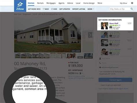 zillow contact phone number feed to zillow state mls