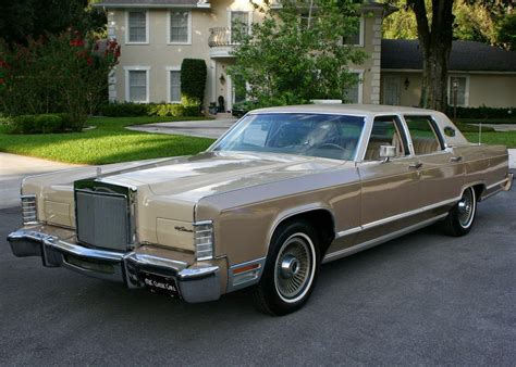 lincoln towne car 1978 lincoln town car images