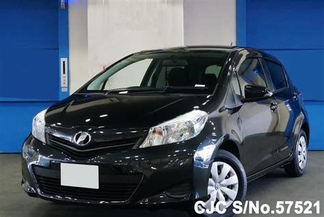 Toyota Yaris Black For Sale 2014 Toyota Vitz Yaris Black For Sale Stock No 57521