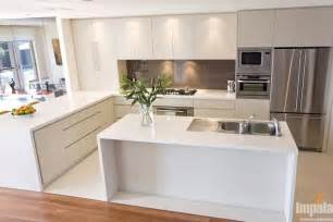 Open Kitchen With Island Island Kitchen 2