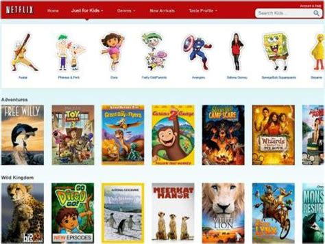 netflix just made choosing kids movies a little easier