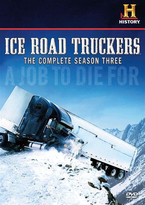 irt deadliest roads tv series 2010 imdb ice road truckers dvd release date