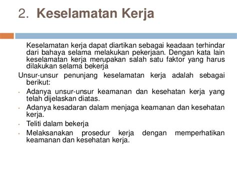 Sarung Tangan Keselamatan Kerja presentation k3 ppt kesehatan keselamatan kerja