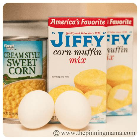 corn recipe with jiffy mix jiffy cornbread mix recipes creamed corn