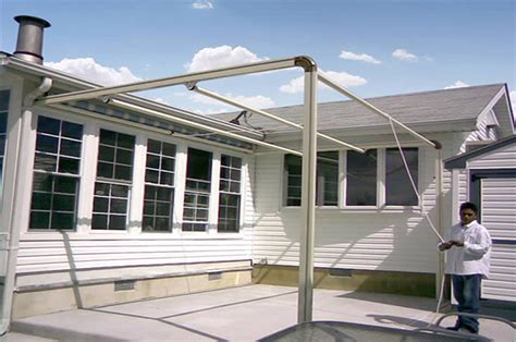 retractable awning awnings and canopies