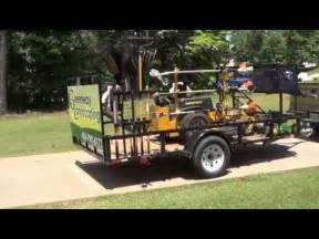 Enclosed Landscape Trailers by New Trailer Sign Youtube