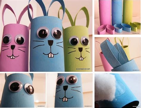 Toilet Paper Roll Crafts Animals - diy animal craft ideas with toilet paper rolls total