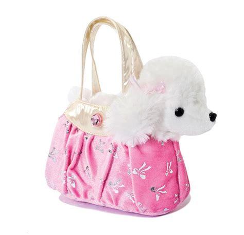 Plush Bag by Fancy Pals Plush Cuddly Soft Teddy Gift In
