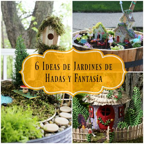 ideas para jardines de casa 6 jardines de fantas 237 a y hadas para hacer en casa gu 237 a