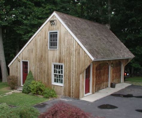 saltbox garage plans pinterest the world s catalog of ideas