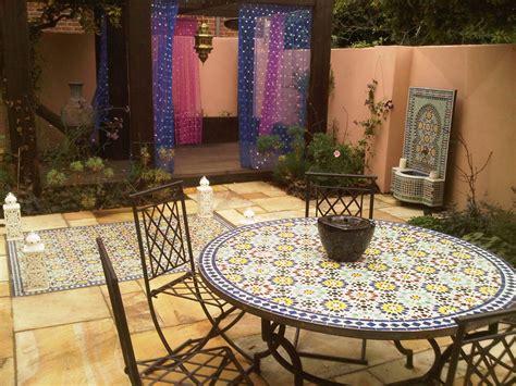Moroccan Garden Ideas Portfolio Earth Designs Garden Design And Build