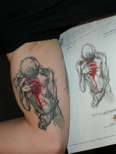 tattoo shops near my location my is from a drawing by the artist derek hess it