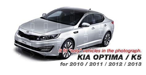 2013 Kia Optima Parts Led Glass Wing Rear Roof Spoiler Fit Kia 2011 2012 2013