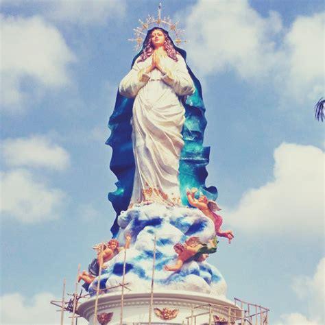 Patung Bunda patung bunda tertinggi di dunia dibangun di kerep