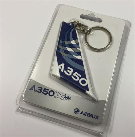 Lufthansa Schriftzug Aufkleber by A350 Tail Shaped Key Ring Fanshop Werksfuehrung De