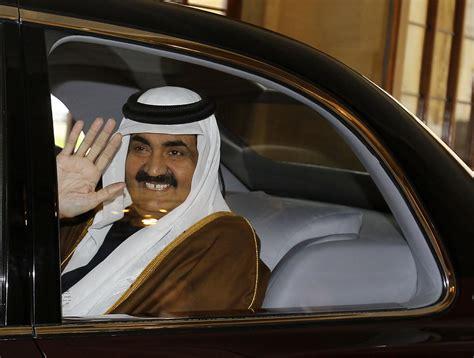 sheikh mohammed bin hamad bin khalifa al thani of qatar sheikh hamad bin khalifa al thani photos photos qatar