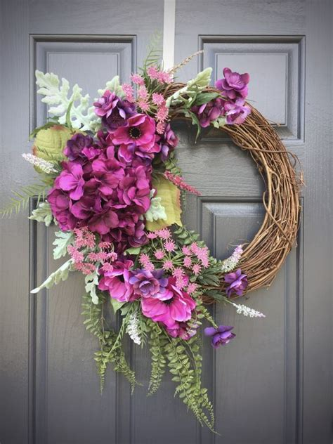 wreaths inspiring spring wreaths for sale discount