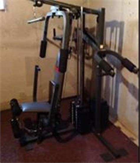 weider home manual 8530
