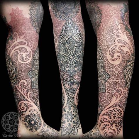 geometric tattoo vienna coen mitchell courage pride and ambition tattoo