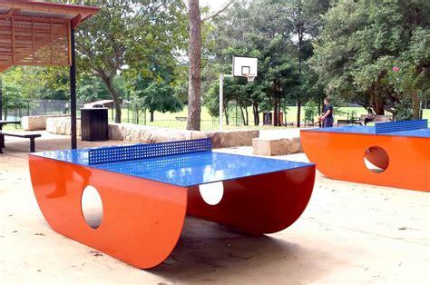 Cameron Park Turramurra Nsw Popp Outdoor Ping Pong