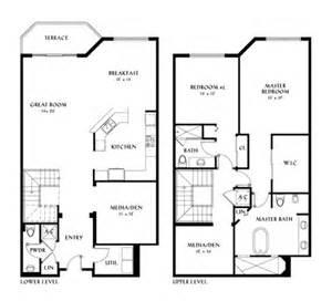 2 Floor Plan Peninsula Ii Blintser