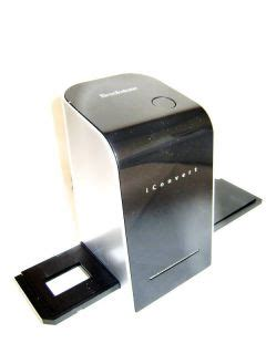 easy slide negative scanner film2usb converter brookstone iconvert film slide negative scanner