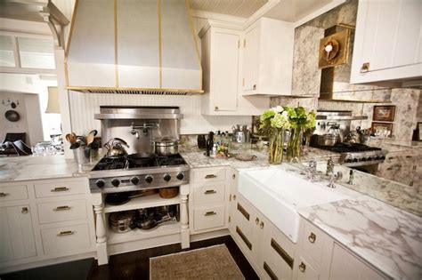 mirror backsplash kitchen mirrored backsplash design ideas