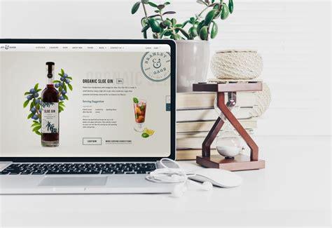 design mockup inspiration 228 best images about food beverage website inspiration