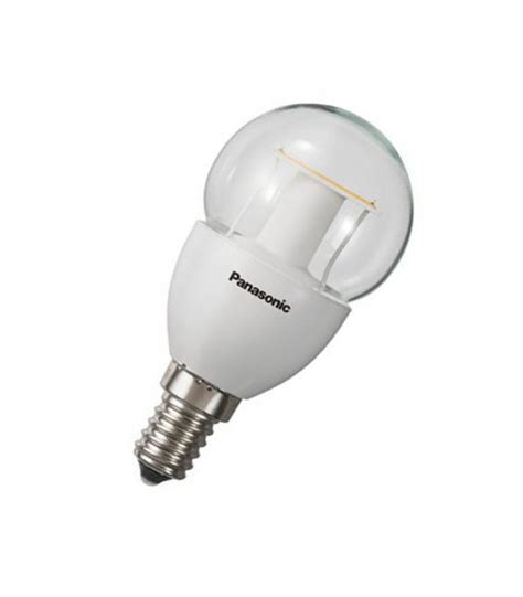 Panasonic Home Led Bulb E14 5w 30w Ldghv5l27cge14ep Panasonic Led Light Bulb
