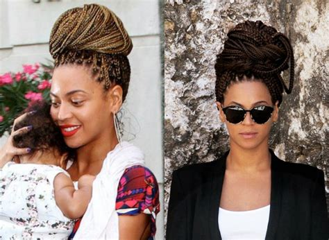 beyonce braids hairstyles box braids bun hairstyles you will swear with hairstyles