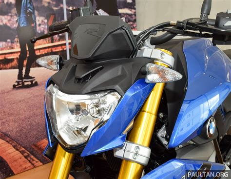 Bmw Motorrad Malaysia 2016 by 2016 Bmw Motorrad G310r Previewed In Malaysia Image 499590