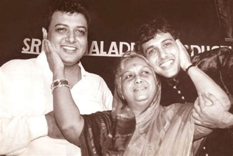 actor govinda parents govinda family photos actor celebrity family wiki