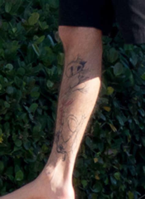 voldemort tattoo zayn malik tattoos singer gets harry potter ink after