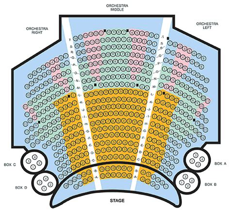 opera house seating plan grand opera house floor plan