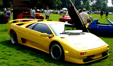 service manual how do cars engines work 1995 lamborghini diablo on board diagnostic system