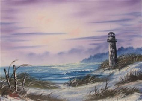 bob ross painting lighthouse bob ross never seen on tv seascape with lighthouse 1 hr