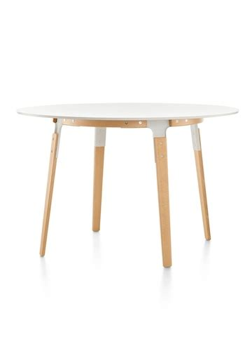 Herman Miller Steelwood Stool by Magis Steelwood Dining Table Herman Miller