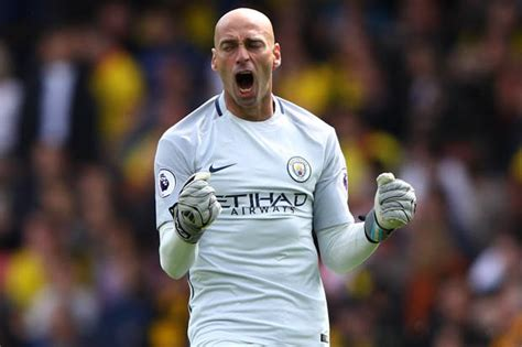willy caballero willy caballero chelsea in talks with former manchester