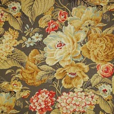 home decor print fabric waverly floral flourish clay jo ann waverly floral flourish clay fresh bouquet drapery fabric