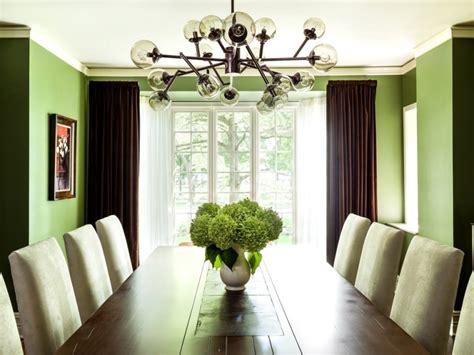 ten inspiring green dining room ideas decohoms