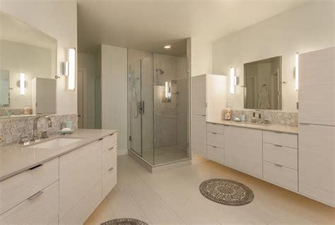Spectacular Modern Bathroom Renovation in Denver   JM Kitchen and Bath