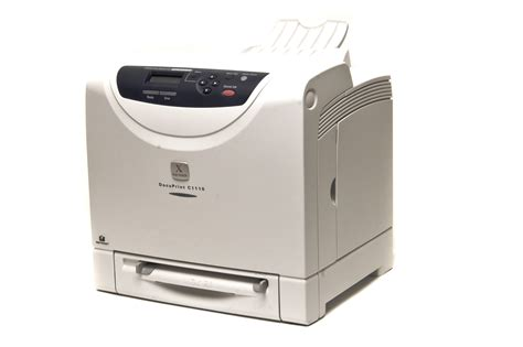 Printer Xerox C1110 fuji xerox australia docuprint c1110 review fast and efficient printing for the office
