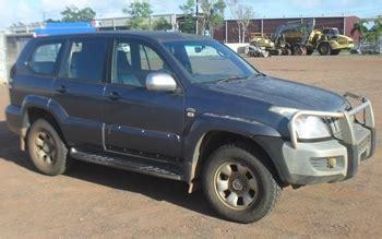2007 Toyota Prado Gx 4wd Manual 6 Speed Wagon