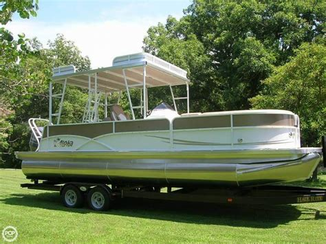 aloha pontoon aloha pontoon boats for sale boats