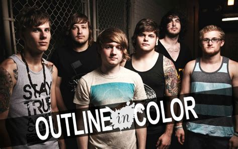 Outline In Color Album by Outline In Color Announce New Album Masks News